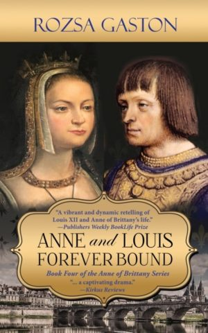 Anne and Louis: Forever Bound cover image