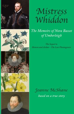 Mistress Whiddon -The Memoirs of Nora Basset of Umberleigh