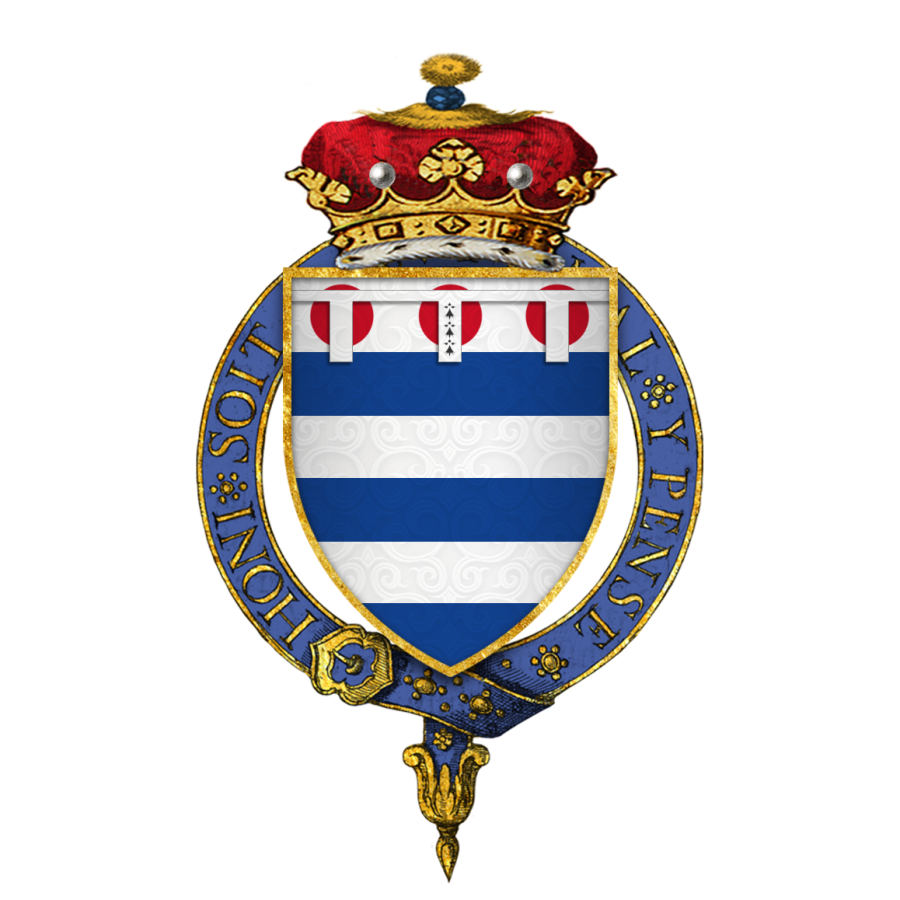 Arms-of-Sir-Thomas-Grey-1st-Marquess-of-Dorset-1455-1501.-Wolsey's-first-patron
