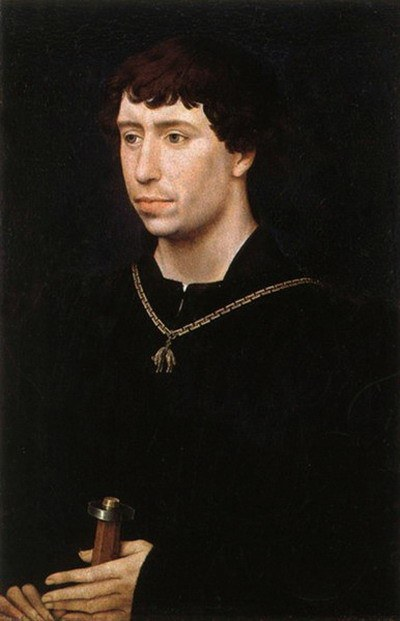 Charles The Bold By Rogier Van Der Weyden