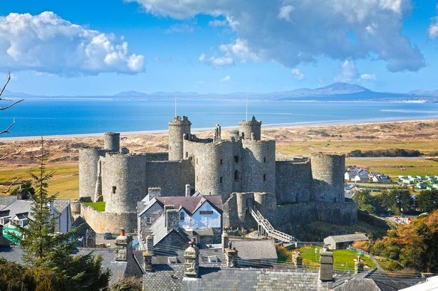 Harlech-Castle-©-Wales-Online