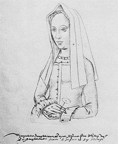 Margaret-of-England-around-the-time-of-her-marriage-in-1503