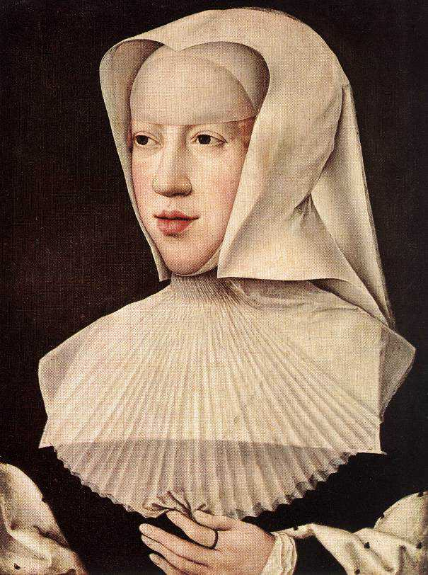 Marguerite Of Austria Widowed Avatar