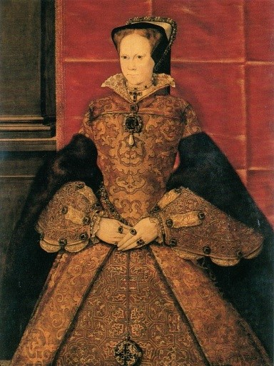 Mary-around-1554-by-Hans-Eworth