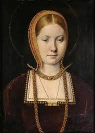 Possibly Mary Queen Of France By Sittow