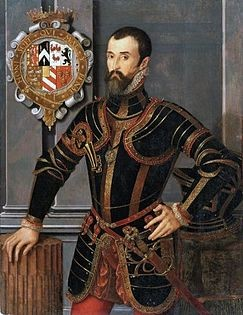 Sir-William-Herbert-1st-Earl-of-Pembroke-c.-1501-1570-Katherine's-1st-father-in-law