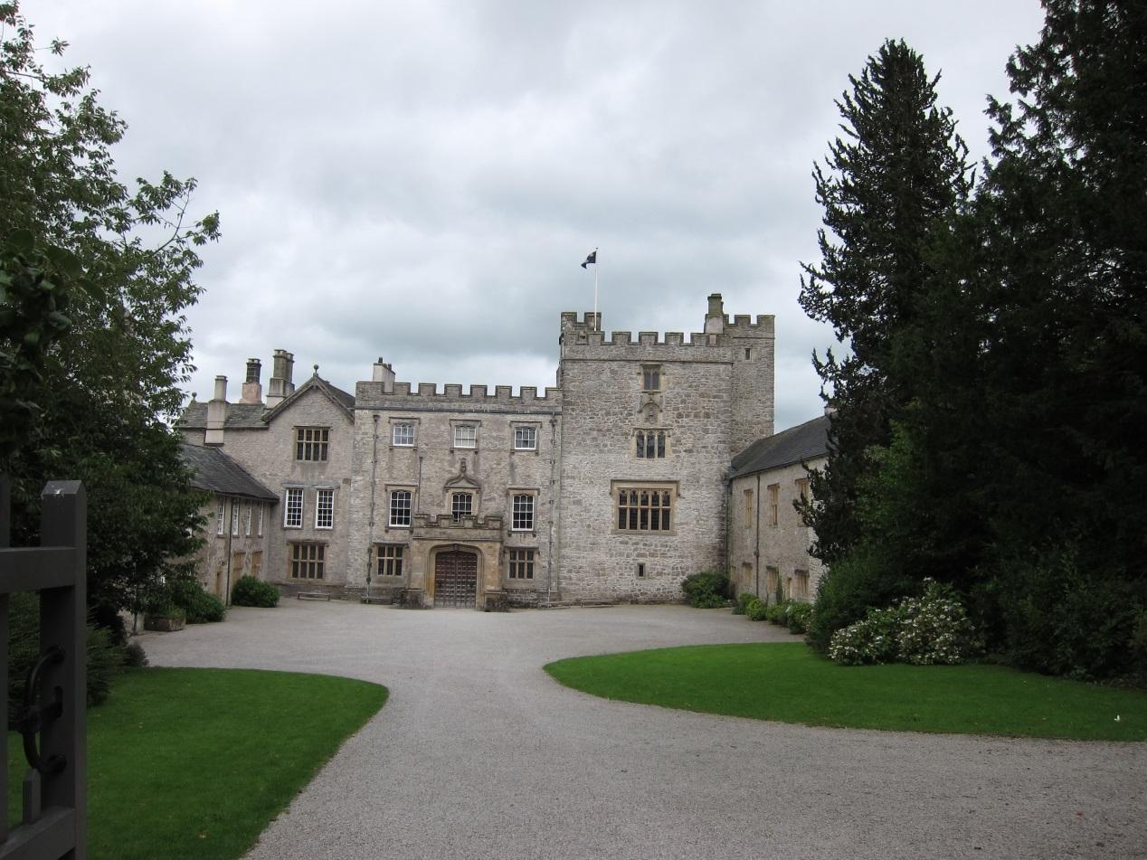 Sizergh-Castle