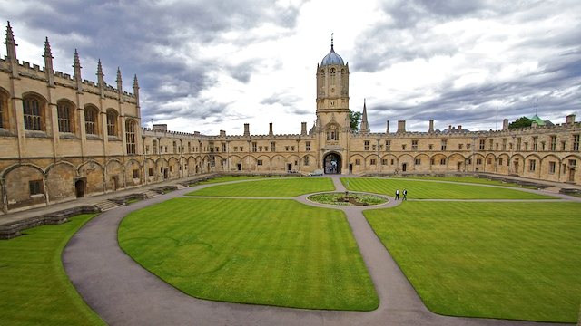 Tom-Quad-laid-out-as-part-of-Wolsey's-Cardinal-College-Oxford