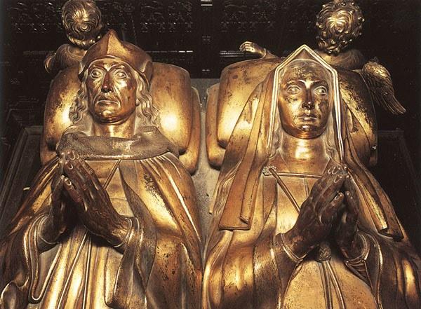 Tomb Of Henry Vii Elizabeth Of York
