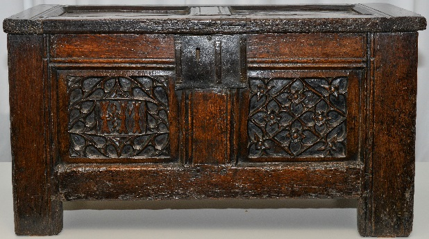 Wedding-chest-of-James-IV-and-Margaret-of-England