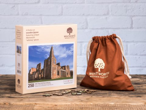 Houghton House Jigsaw, exclusive to Tudor Times