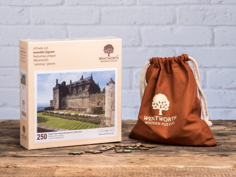 Stirling Castle Jigsaw, exclusive to Tudor Times