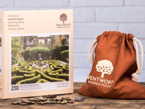 Knot Garden, Sudeley Castle Jigsaw