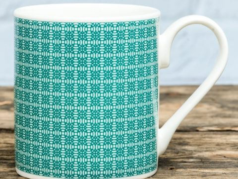 Percy Bone China Mug