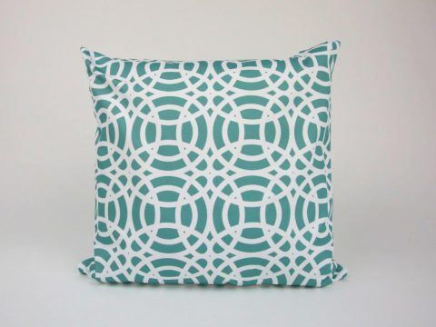 Percy Cushion - Reverse Patterion