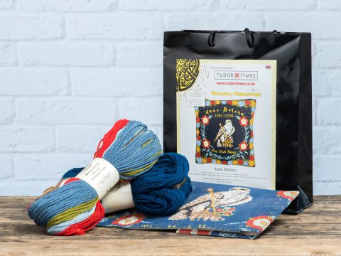 Anne Boleyn Tapestry Kit