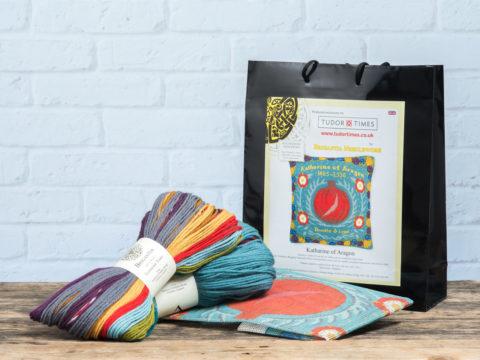 Katharine of Aragon Tapestry Kit