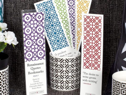 Pack of Renaissance Quotes Bookmarks