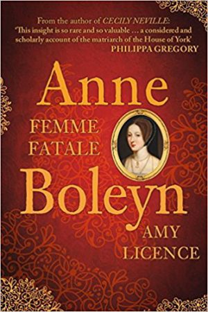 Anne Boleyn: Adultery, Heresy and Desire cover image
