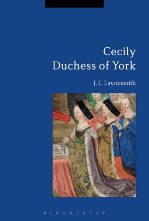 Cecily Duchess of York cover image