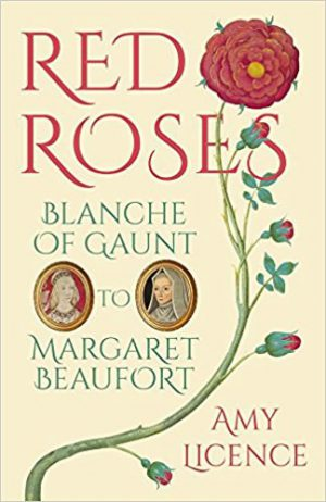 Red Roses: Blanche of Gaunt to Margaret Beaufort cover image