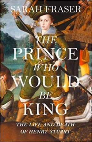 The Prince Who Would Be King cover image