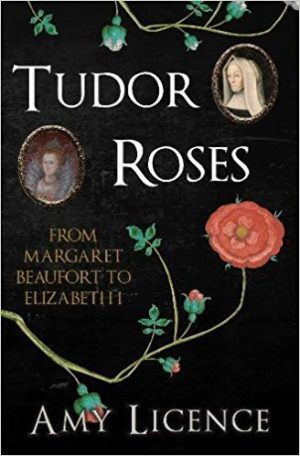 Tudor Roses: From Margaret Beaufort to Elizabeth I cover image