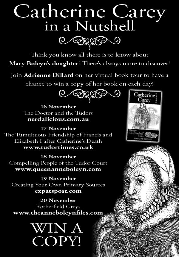 catherine carey book tour