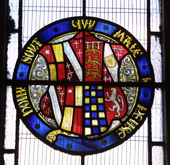 Arms-of-John-de-Vere-14th-Earl-of-Oxford-and-his-wife-Anne-Howard-Countess-of-Oxford-c.-1500-1559