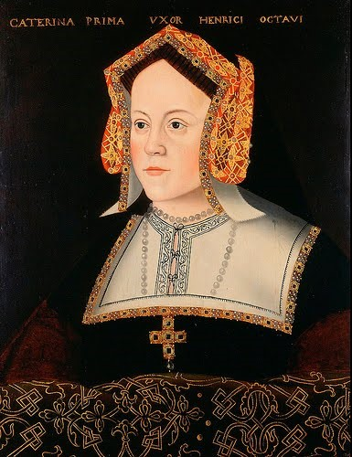 Katharine-of-Aragon-wearing-a-partlet-with-blackwork