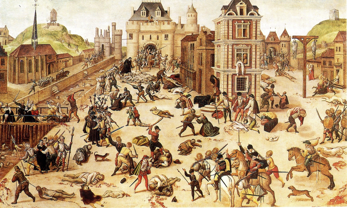 St Bartholomews Day Massacre
