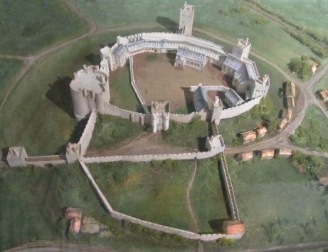 Reconstruction-of-Pontefract-Castle-Pomfret