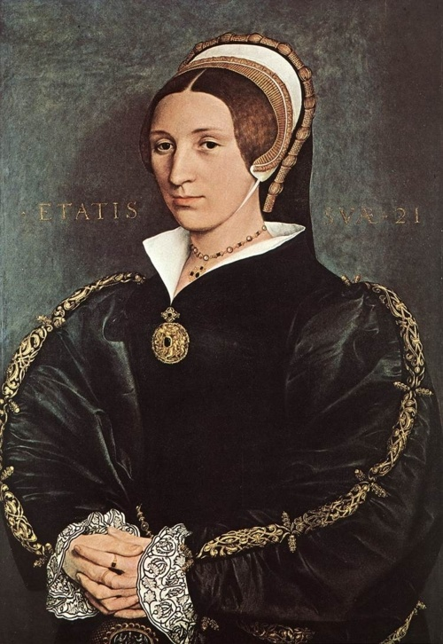 Katheryn-Howard-by-Holbein