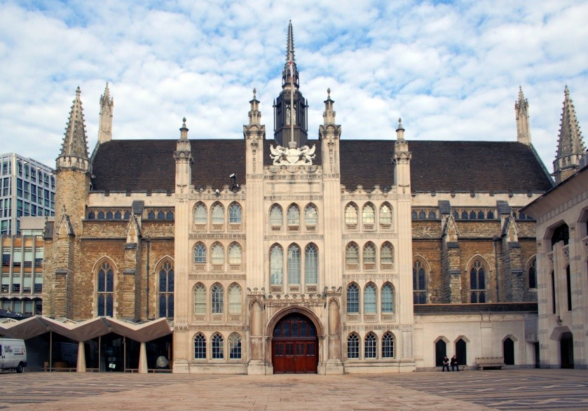 London-Guildhall