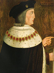 1 Thomas Howard 2nd Duke of Norfolk
