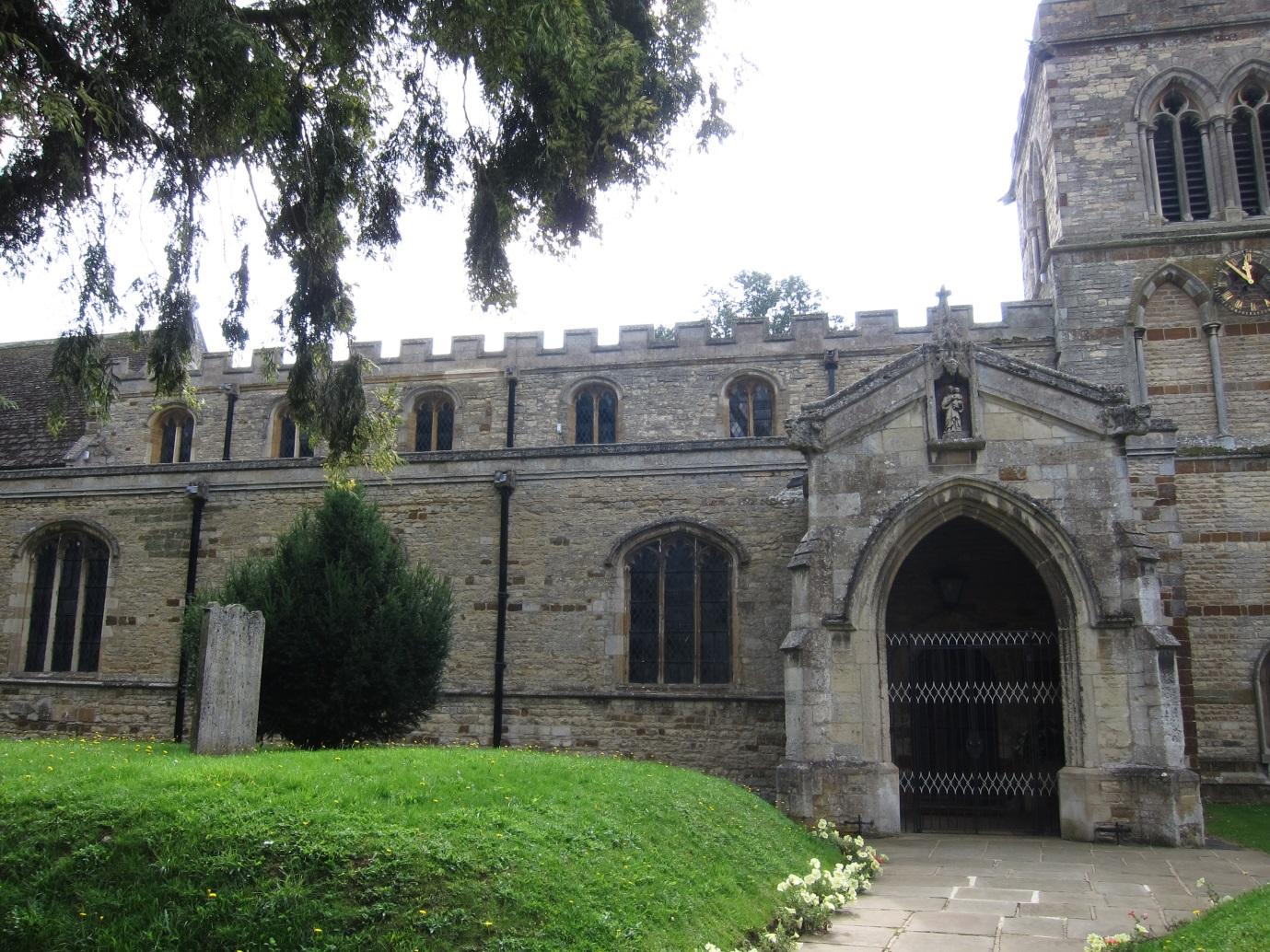Burton-Latimer-Church-near-Kettering