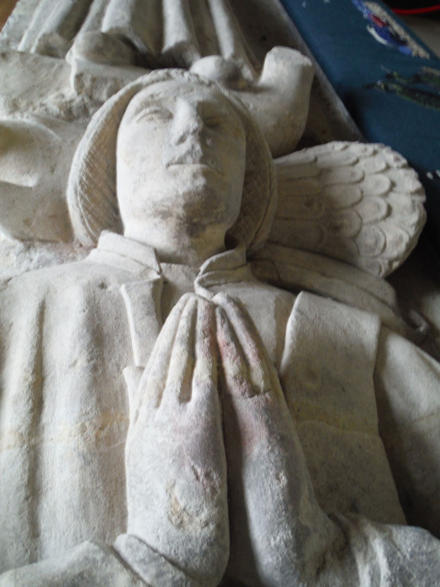 Effigy Of Thomas White In St Mary'S Church