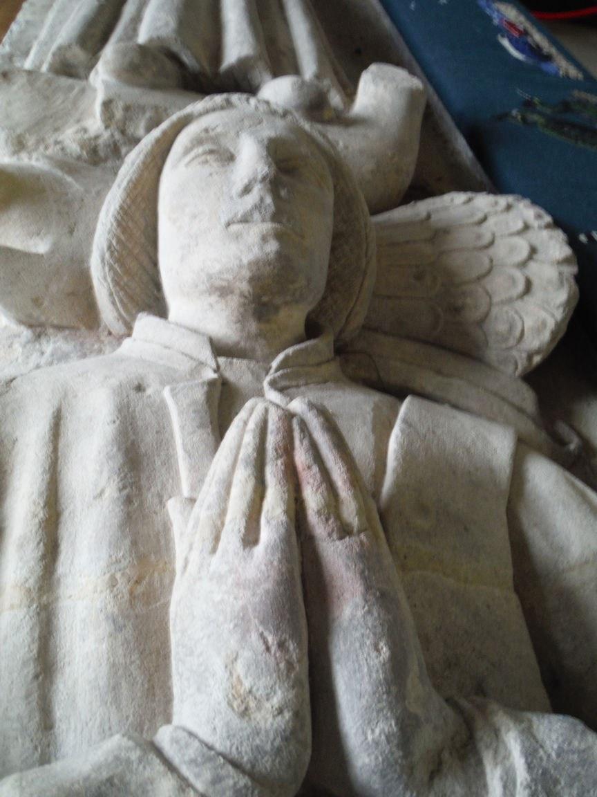 Effigy Of Thomas White In St Mary'S Church