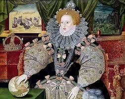 Elizabeth I Armada Portrait