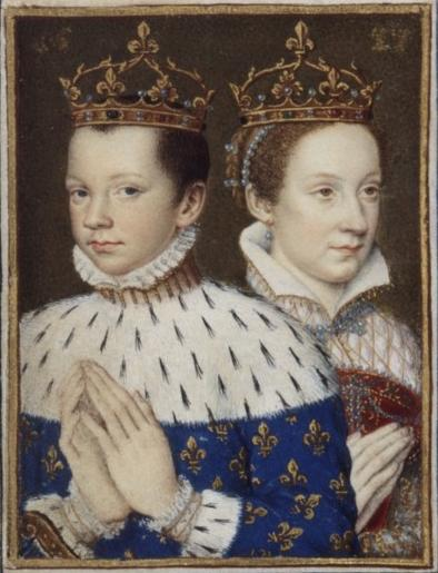 Francois-II-Mary-Queen-of-Scots