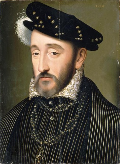 Henri-II-of-France-1519-1559-betrothed-in-1527-to-Princess-Mary
