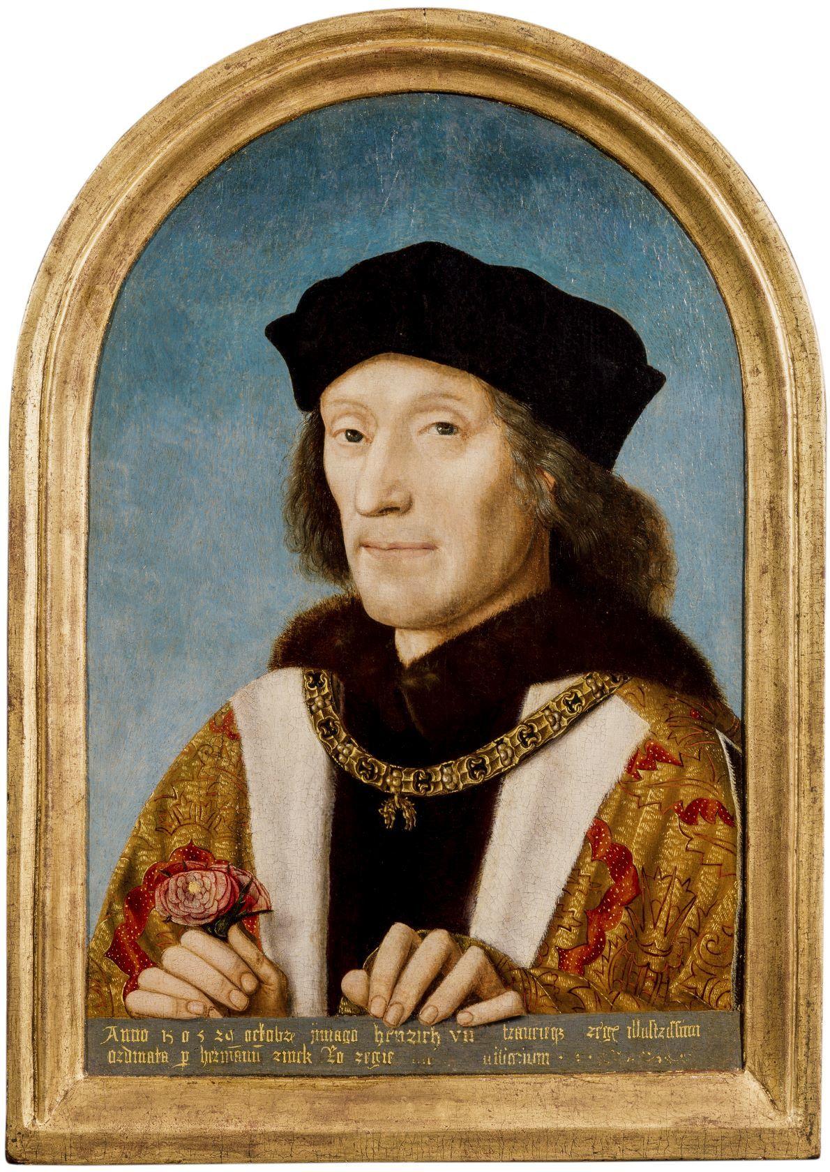 Henry Vii Copyright National Portrait Gallery London 2 Mb