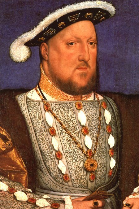 Henry Viii By Hans Holbein 2