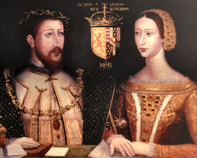 James-v-and-Mary-of-Guise