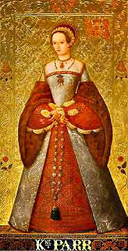 Katherine-Parr-in-Mosaic
