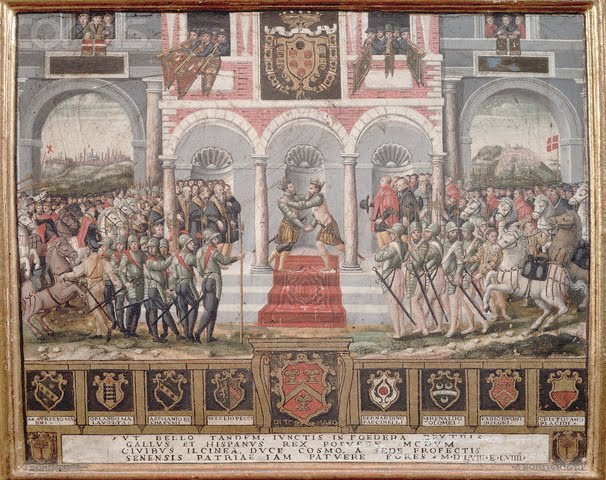 Signing-of-the-Treaty-of-Cateau-Cambresis-1559