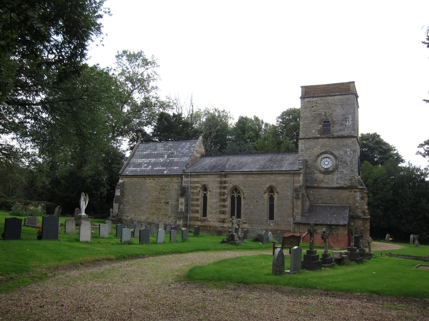 St-Mary-Magdalene-Horton-Northamptonshire