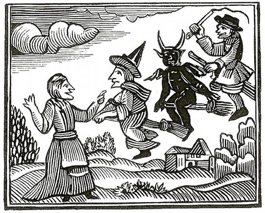 the dangers of witch hunting in the crucible What a witch hunt looks like  in a world that includes witch hunting,  it is this aspect of the witch hunt that inspired arthur miller to write the crucible as.