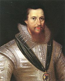 220px-Robert Devereux 2nd Earl of Essex