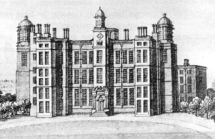 An-early-engraving-of-Worksop-Manor